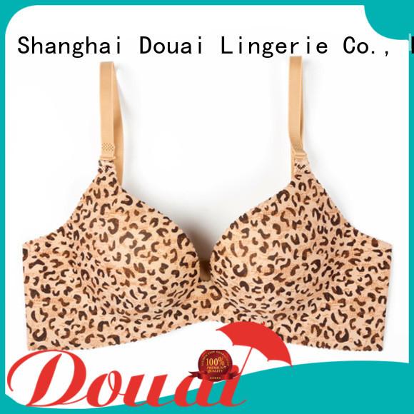 Douai mordern lovable seamless contour bra for madam