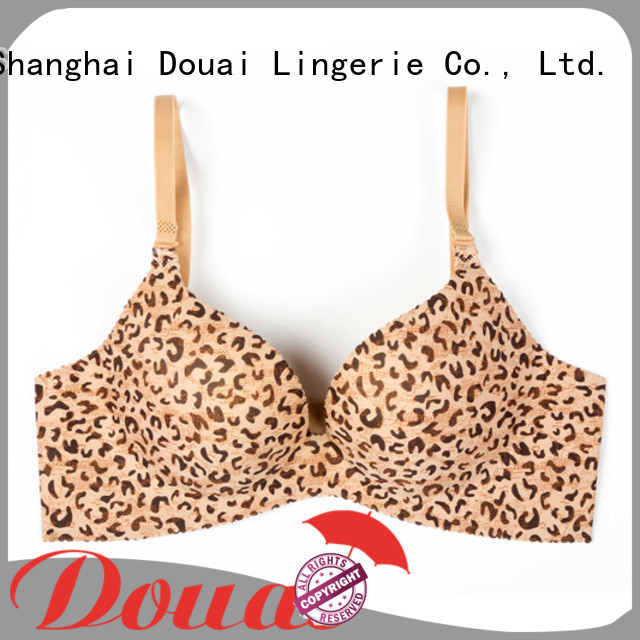 Douai attractive sexy push up bra on sale for women