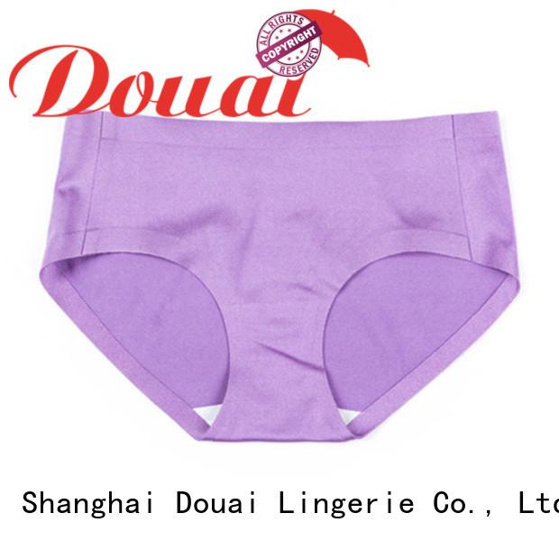 Douai plus size underwear factory price for lady
