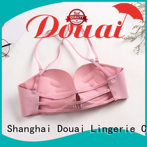 Douai convenient glamorise bras front close directly sale for girl