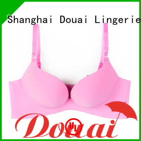 Douai push up bra set customized for girl
