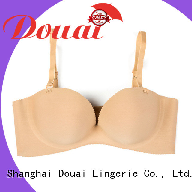 skin-fridenly half-cup bra factory for dress