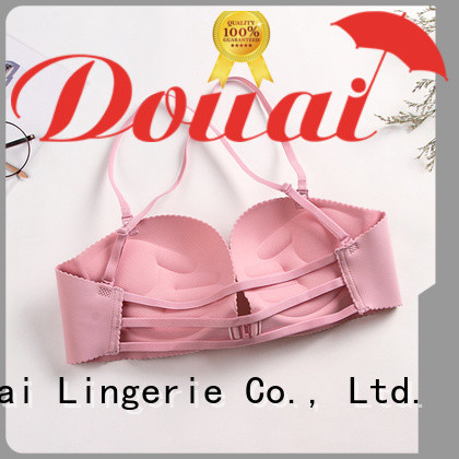 Douai front lock bra design for madam