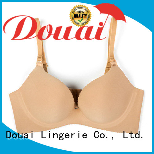 durable best seamless push up bra design for madam