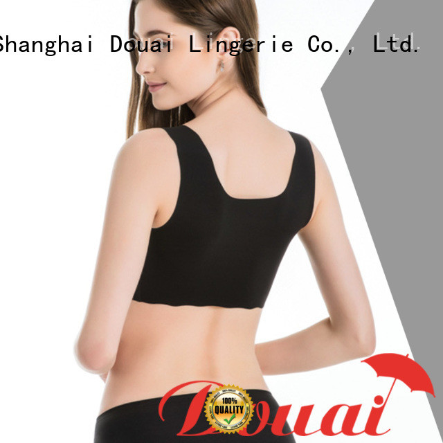 Douai best sports bra supplier for hiking