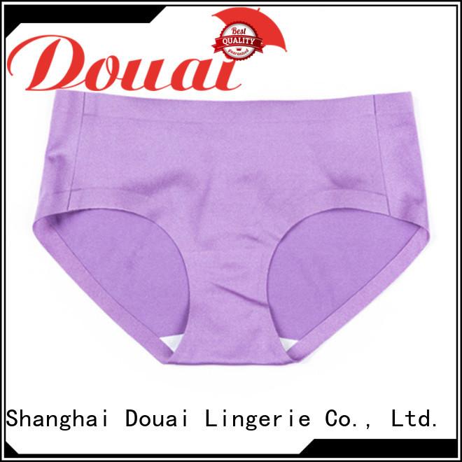 Douai ladies seamless underwear factory price for women