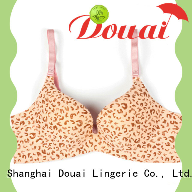 Douai professional plus size full coverage bras promotion for girl