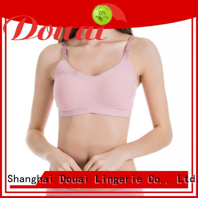 Douai detachable crop top bra manufacturer for hotel