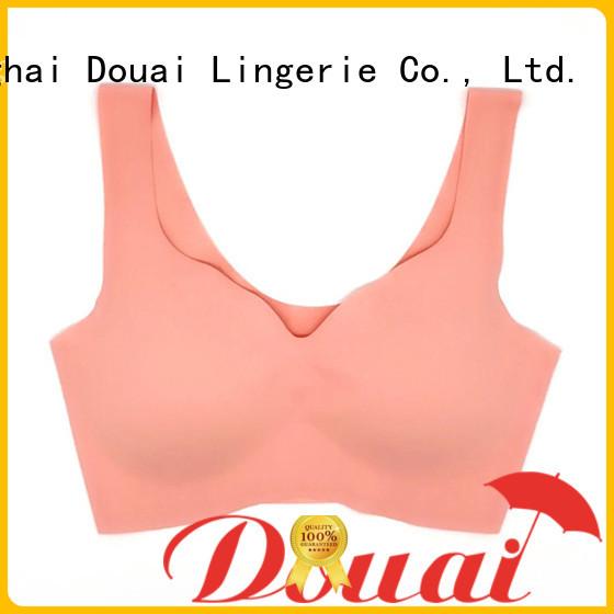 Douai thin high top sports bra for sking