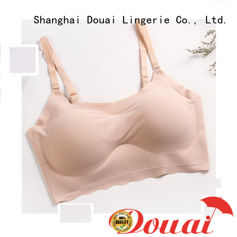 Douai bra brief sets factory price for hotel