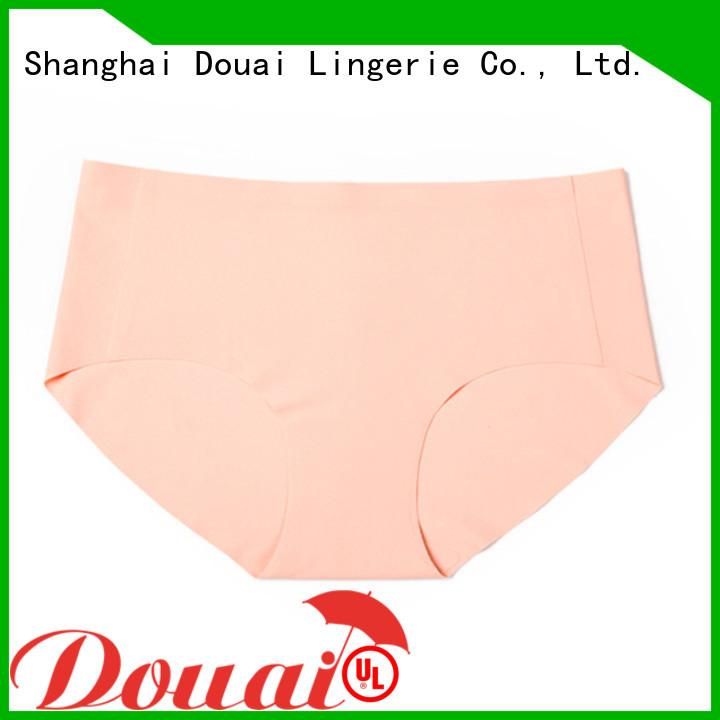 Douai good quality seamless underwear on sale for women