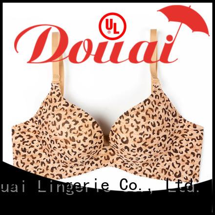 Douai best seamless push up bra design for madam
