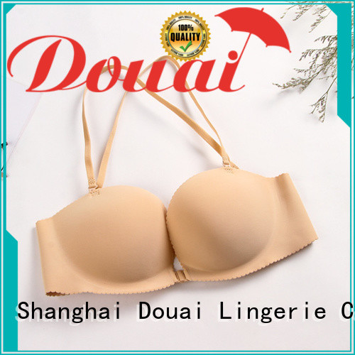 Douai front closure padded bras directly sale for ladies