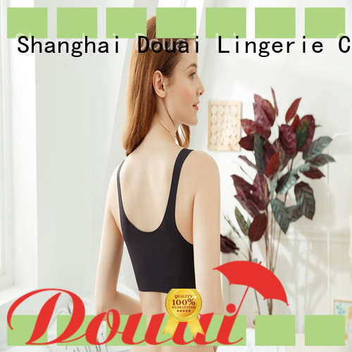 Douai flexible bra and panties factory price for hotel