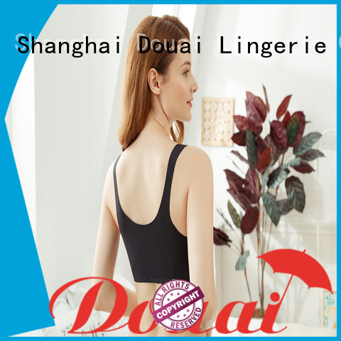Douai flexible bra and panties factory price for home