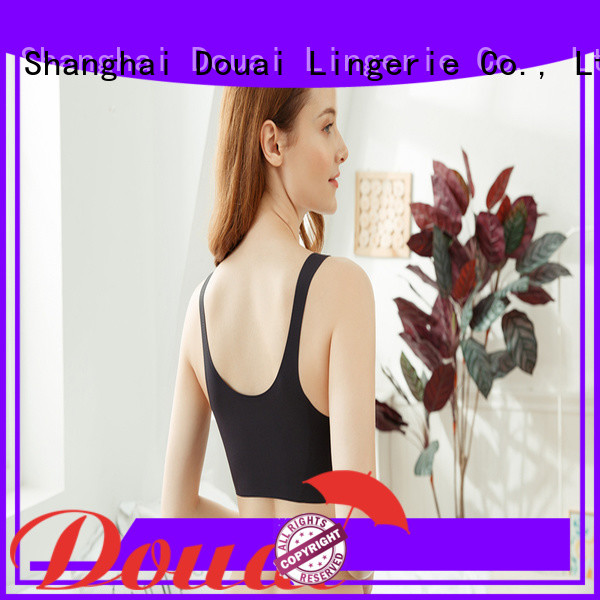 Douai comfortable bra and panties wholesale for home