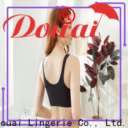 Douai flexible bra and panties factory price for home