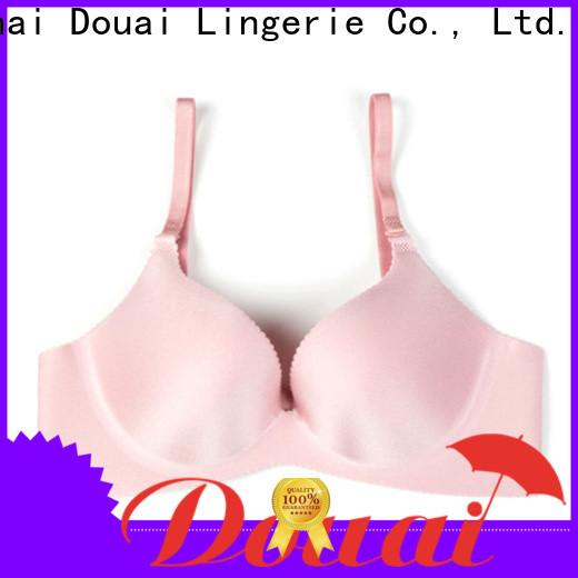 Douai light plus size full coverage bras promotion for girl