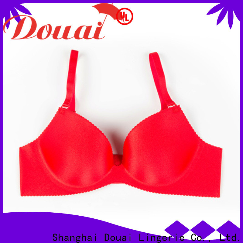 Douai attractive seamless bra reviews design for ladies