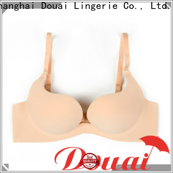Douai hot selling push up u bra directly sale for beach