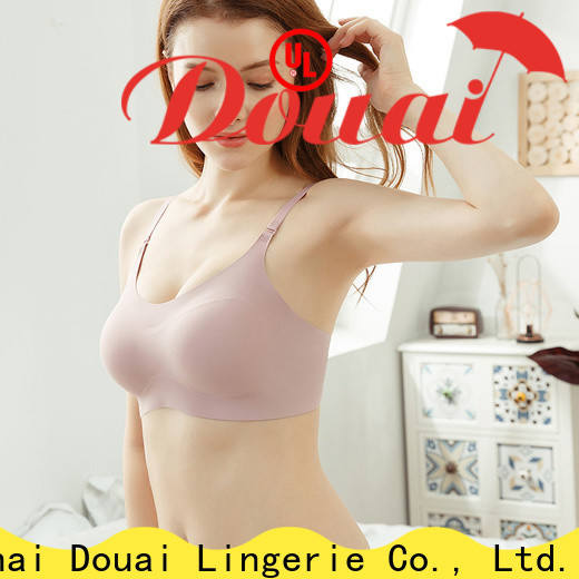 comfortable best seamless bra wholesale for bedroom