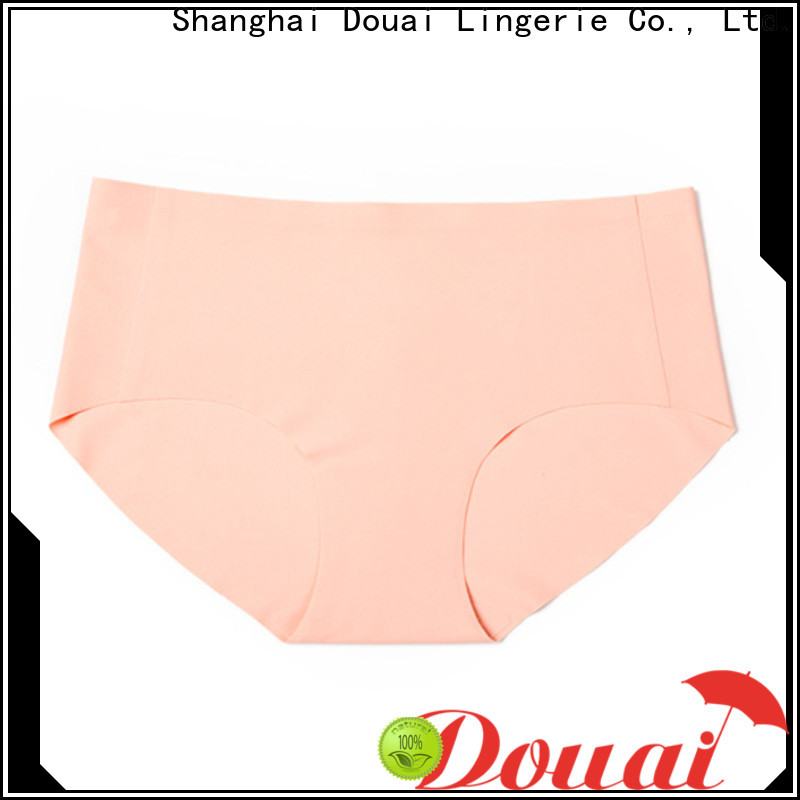 Douai healthy womens seamless panties factory price for lady