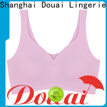 Douai thin good sports bras personalized for yoga