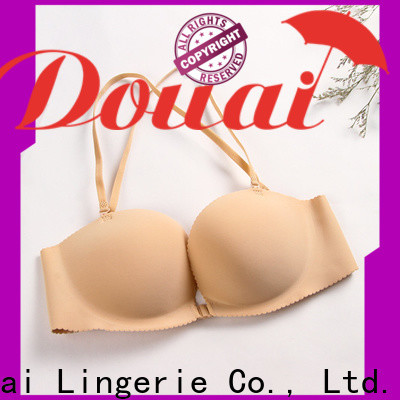 fashionable front hook bras directly sale for girl