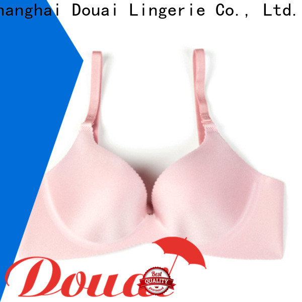 Douai comfortable full cup push up bra on sale for girl