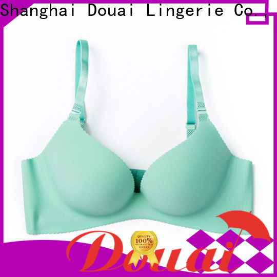 Douai attractive seamless bra reviews wholesale for women