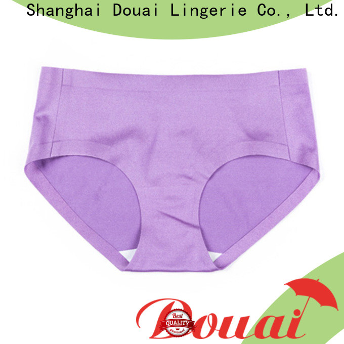 Douai comfortable best seamless underwear directly sale for women