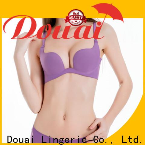 elagant u plunge push up bra from China for party
