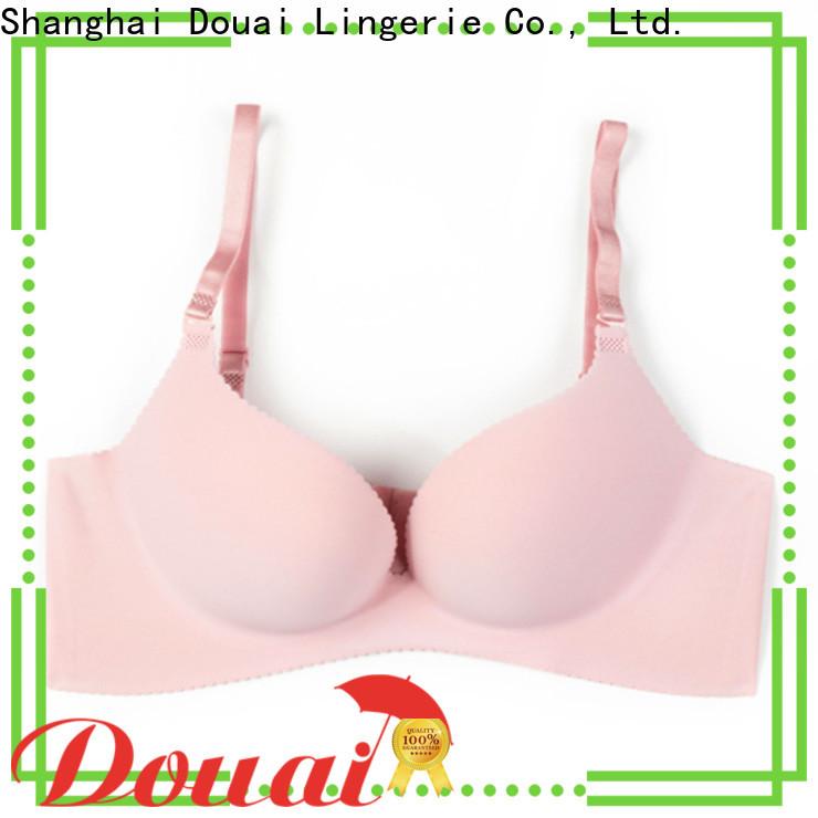 Douai good push up bras wholesale for ladies