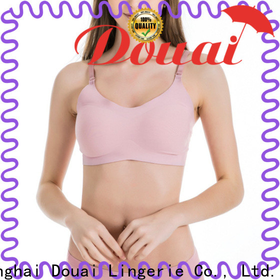 seamless strap bra top wholesale for home