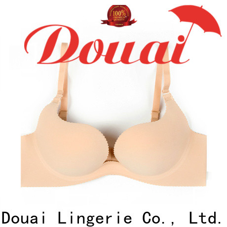 Douai push up u bra customized for party