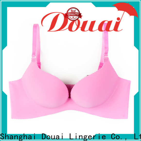 Douai breathable perfect coverage bra wholesale for madam