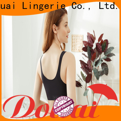 comfortable bra and panties supplier for bedroom