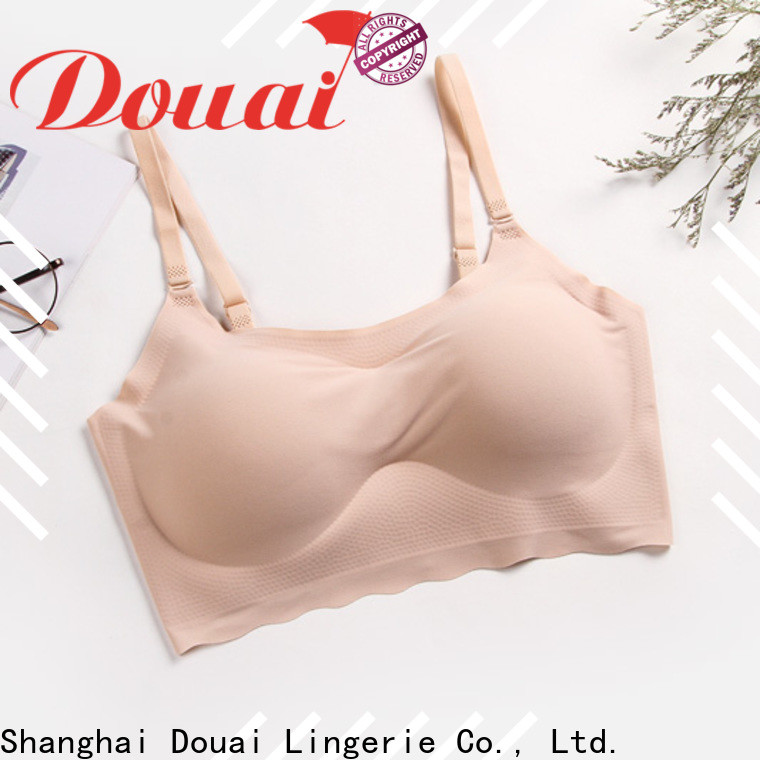 flexible camisole bra factory price for hotel