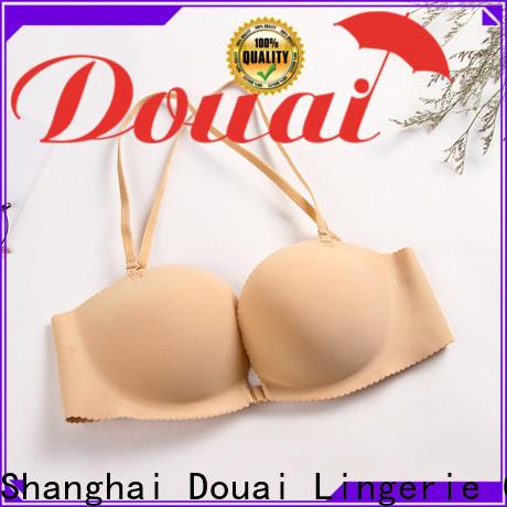 fancy front clasp bralette design for women