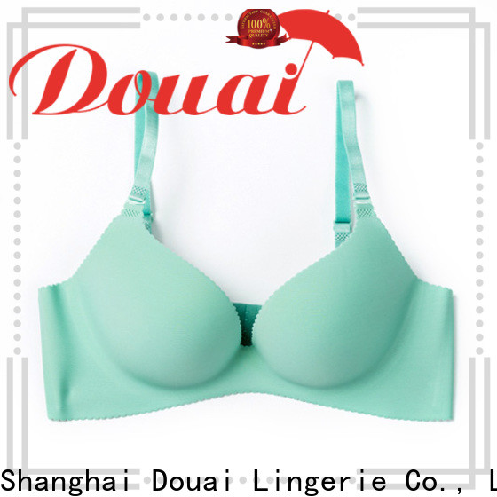 Douai attractive seamless push up bra wholesale for ladies