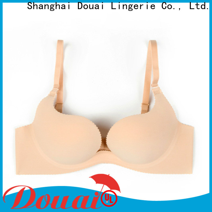 Douai elagant u shape plunge bra from China for dress