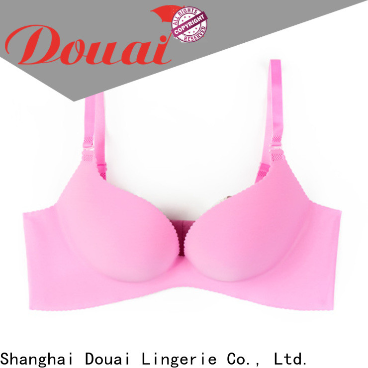 Douai fancy best support bra directly sale for girl