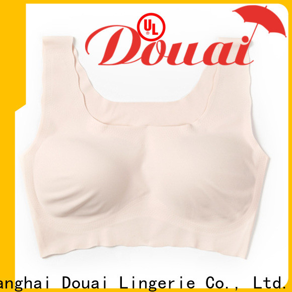 flexible bra vest top manufacturer for hotel