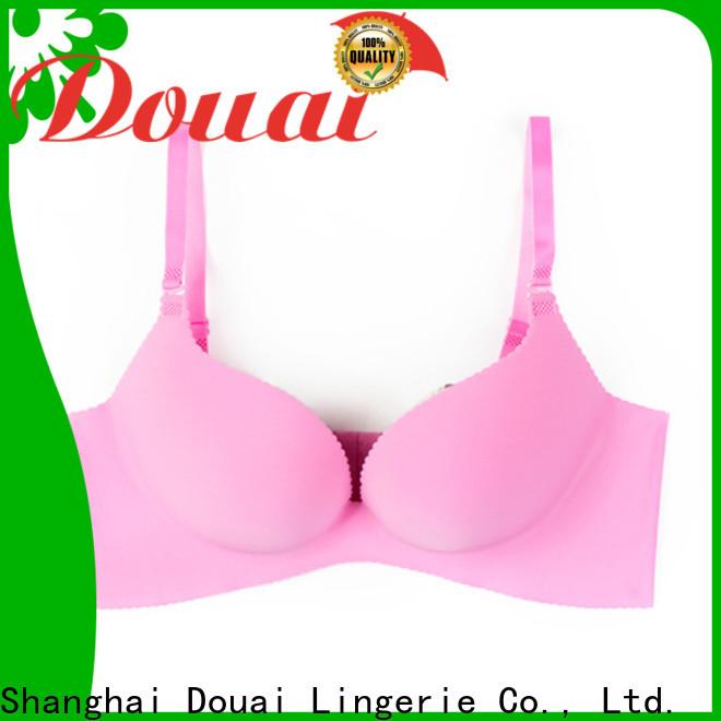 Douai nude push up bra customized for women