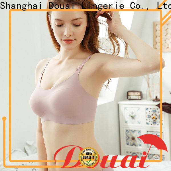 Douai comfortable soft bra wholesale for bedroom