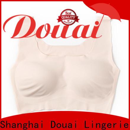 flexible soft bra tops manufacturer for home
