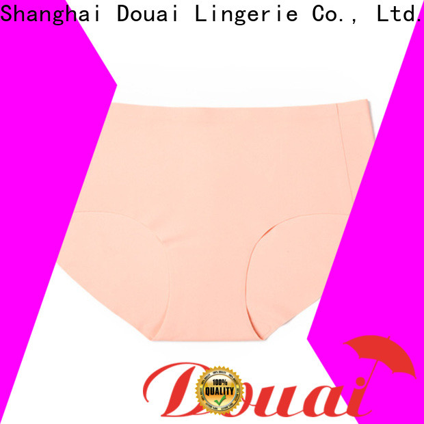 Douai natural seamless underwear wholesale for women