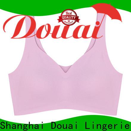 Douai gym bra factory price for sking