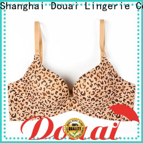 Douai seamless padded bra design for ladies