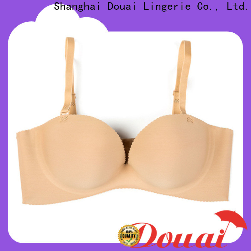 soft half cup push up factory for wedding